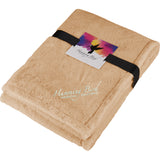 Ultra Plush Faux Fur Throw Blanket With Card 1081-33