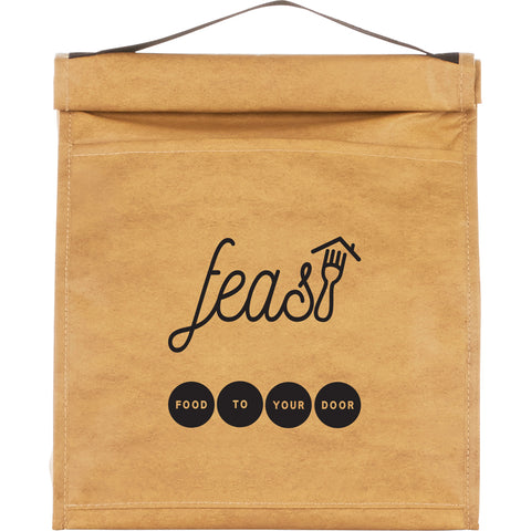 Paper Bag 12-Can Lunch Cooler SM-7764
