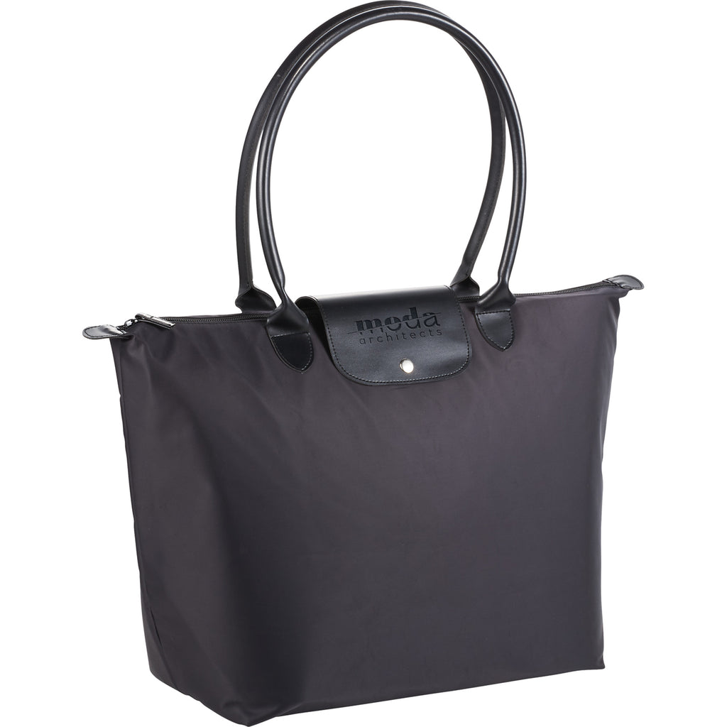 "Zippered Nylon 15"" Computer Tote 3450-64"