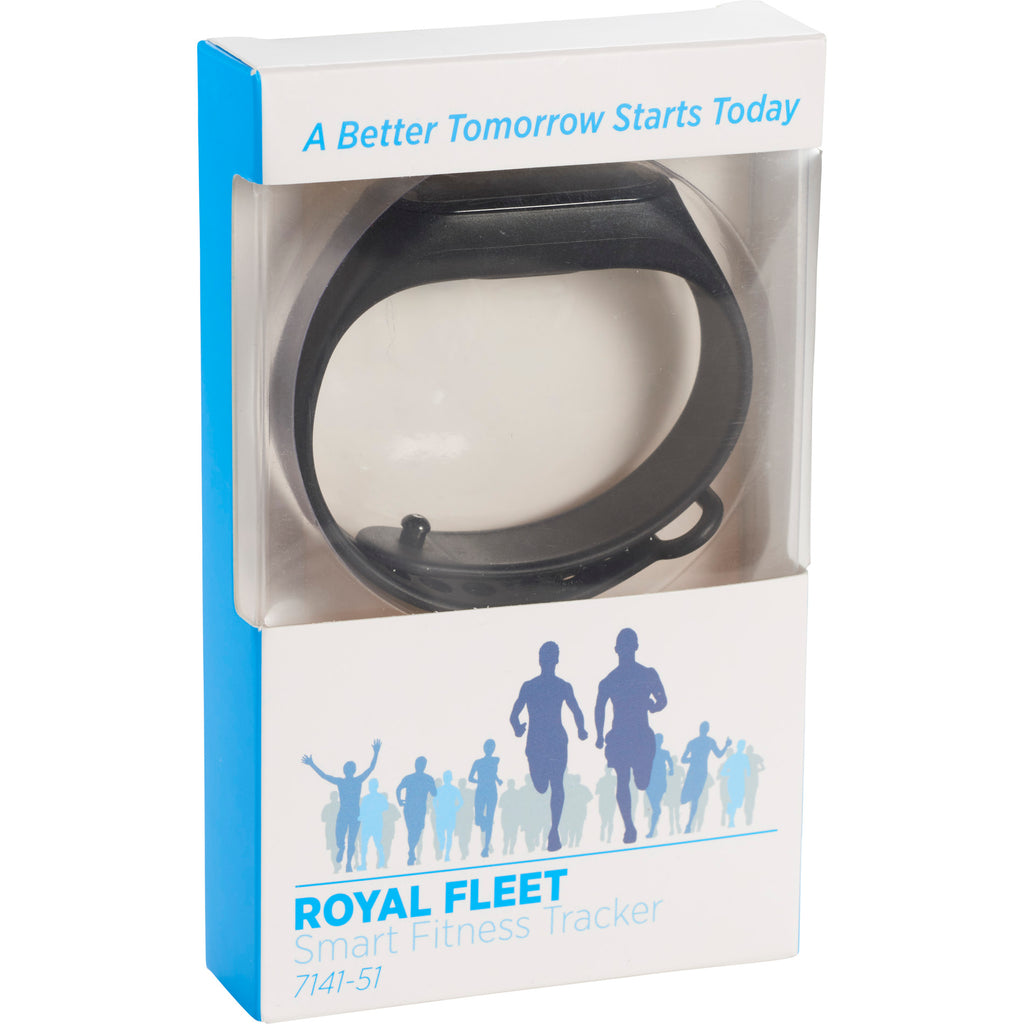 Royal Fleet Smart Fitness Tracker 7141-51