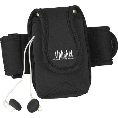 Workout Armband With Media Holder SM-7523