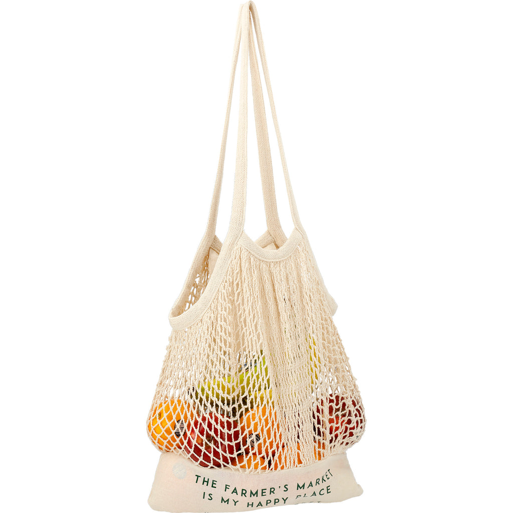 Riviera Cotton Mesh Convention Tote 7900-97