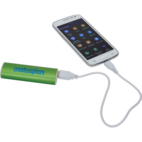 Oomph Value 2,000 Mah Power Bank SM-3931
