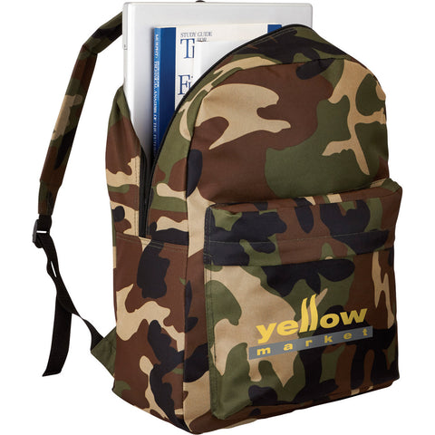 "Valley Camo 15"" Computer Backpack SM-7139"