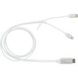 Zipper 3-In-1 Charging Cable 7141-85
