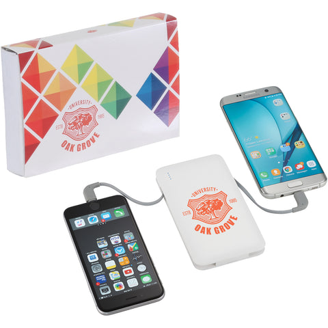 Spectro Power Bank With Full Color Wrap 7121-80
