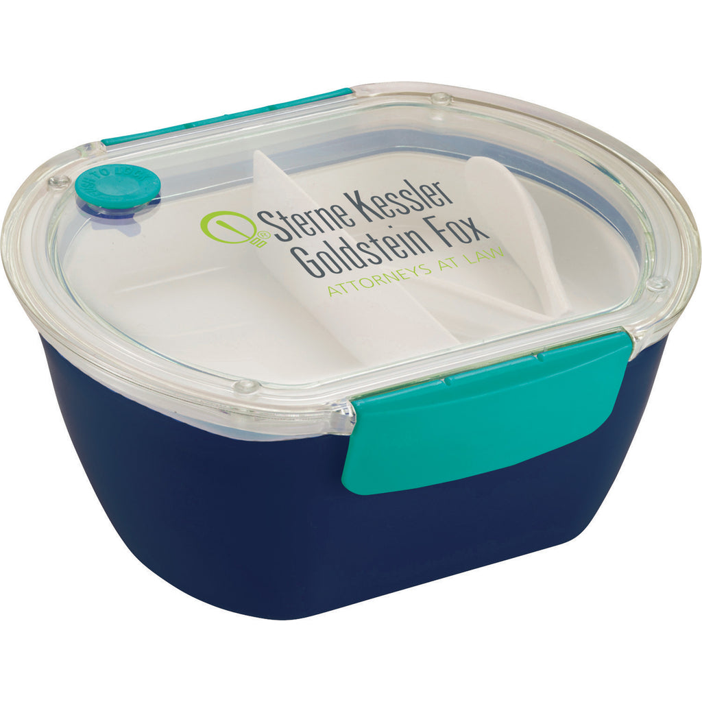Punch Oval Food Container 1031-46