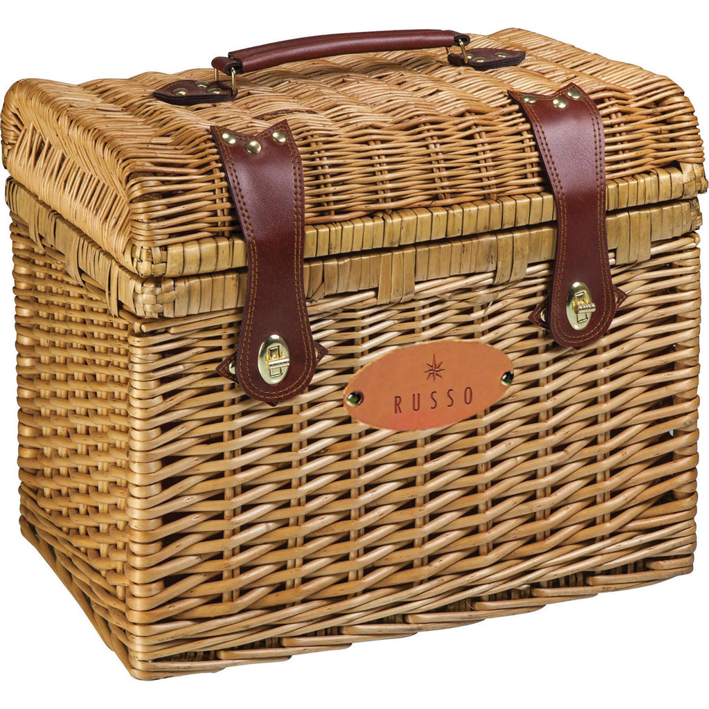 Picnic Time Chardonnay Wine Basket 8008-02