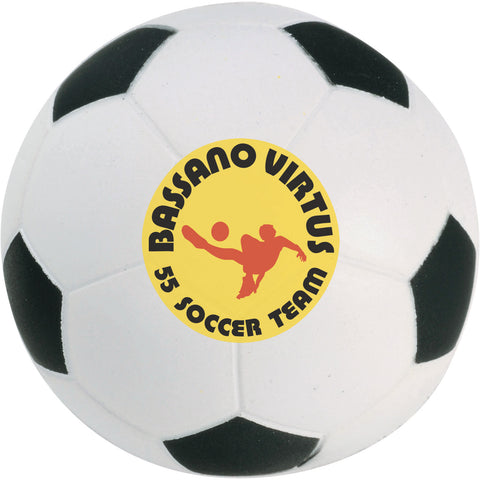 Soccer Ball Stress Reliever SM-3389
