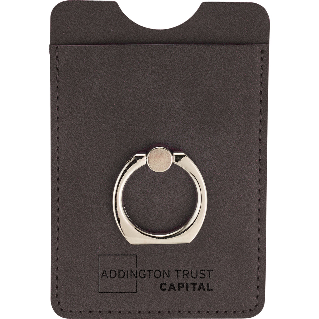 Rfid Premium Phone Wallet With Ring Holder 7141-42