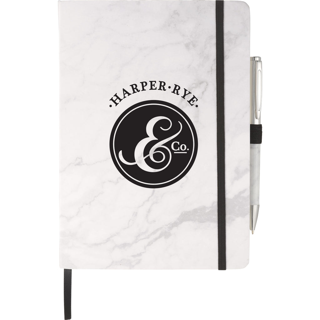 Marble Hard Bound Journalbook Bundle Set 7200-23
