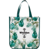 Palms Laminated Shopper Tote 2160-85