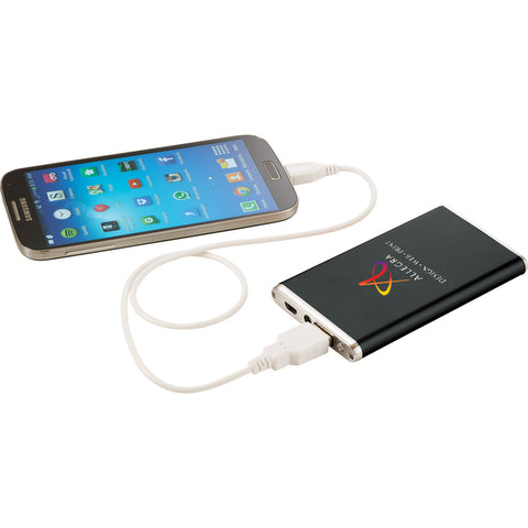 Slim Aluminum 2,200 Mah Power Bank SM-3920