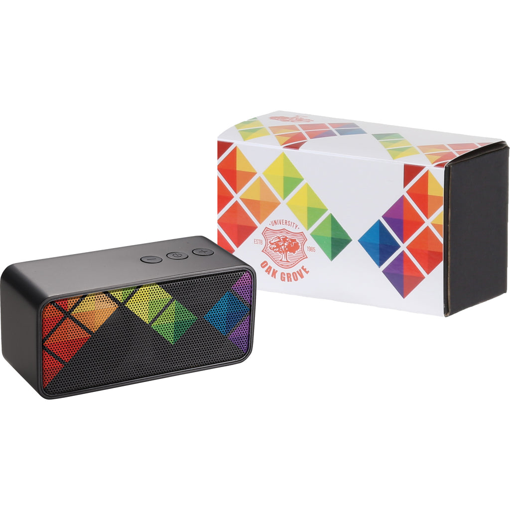 Stark Bluetooth Speaker With Full Color Wrap 7198-84