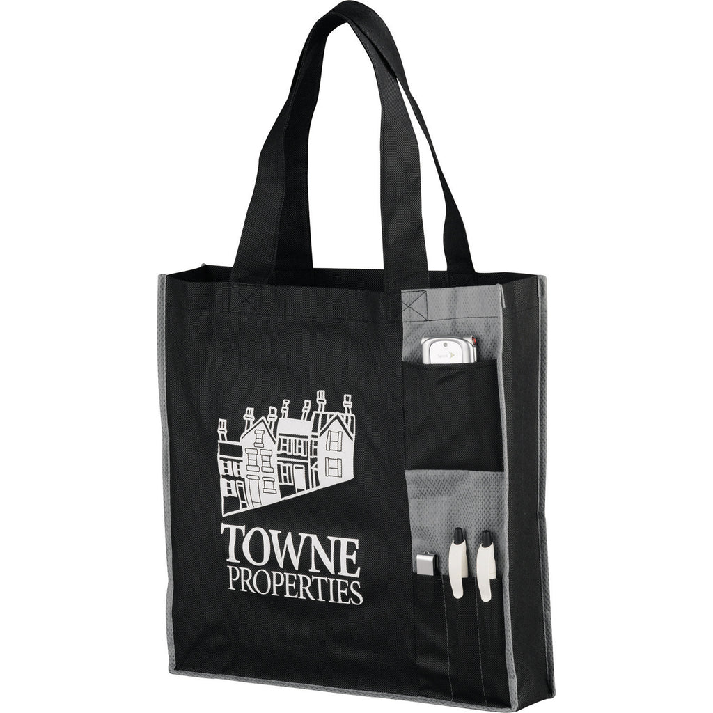 Non-Woven Pocket Convention Tote 2150-21