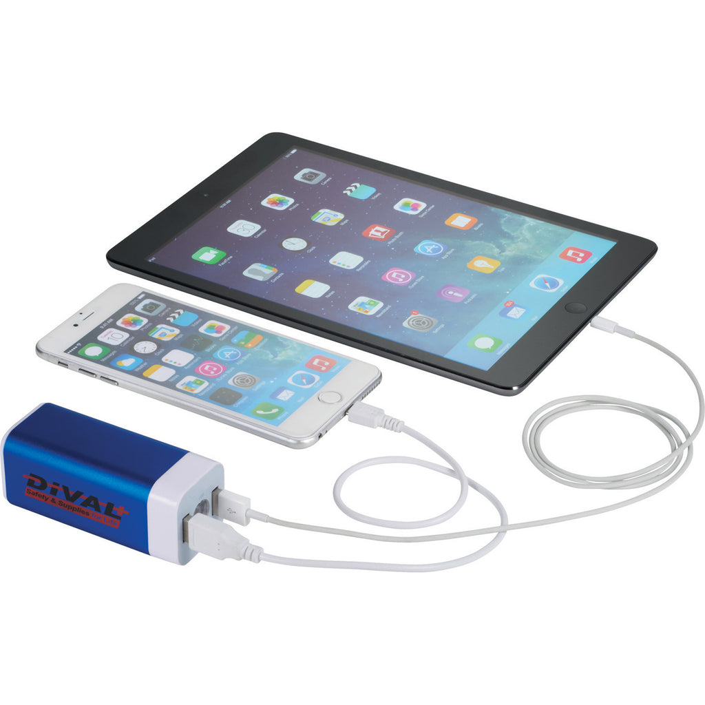 Mega Jolt 8,000 Mah Power Bank 7120-66