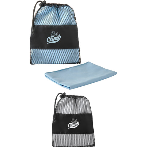 Microfiber Sport Towel In Case SM-7640
