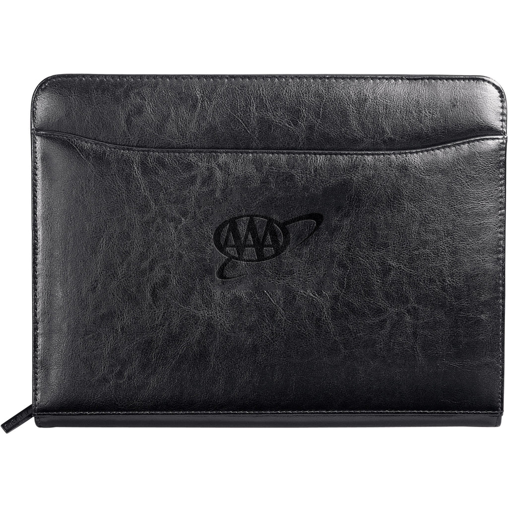 Renaissance Zippered Padfolio 1000-10