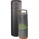 Valhalla Copper Bottle 20Oz With Cylindrical Box 1626-84
