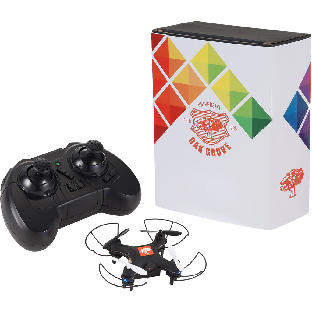 Mini Drone With Camera And Full Color Wrap 7141-88