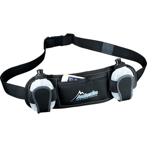 Slazenger Reflective Fitness Hydration Belt 6051-51