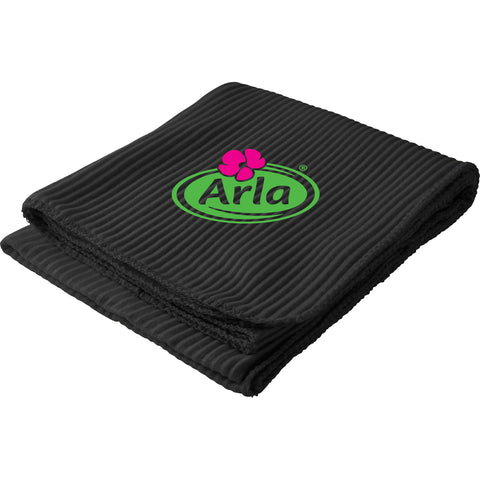 Ribbed Fleece Blanket SM-7709