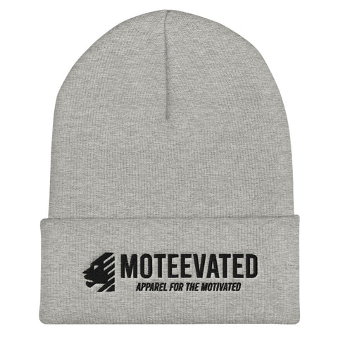 Moteevated Beanie - Moteevated Apparel