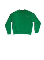 HONEY FUCKING DIJON Love Sensation Sweatshirt Green