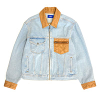 RASSVET Denim Jacket - Light Wash