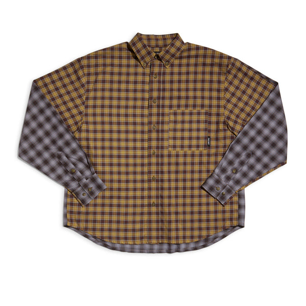 RASSVET Checkered Shirt - Mixed Checks 2