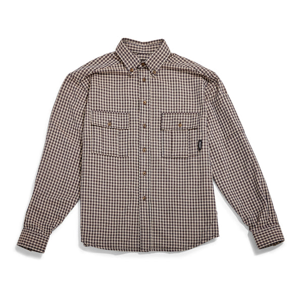 RASSVET Checkered Shirt - Beige