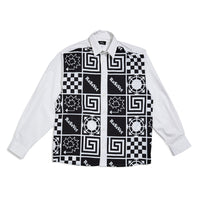 RASSVET Printed Shirt - White