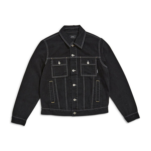 RASSVET Denim Jacket Black