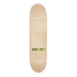 RASSVET Logo Skateboard - Yellow