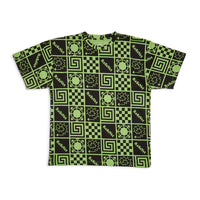 RASSVET Allover T-Shirt - Light Green