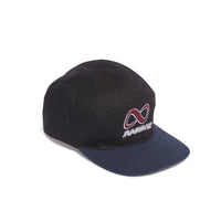 RASSVET / PACC8K001-1 / MEN'S EMBROIDERED CAP -BLACK