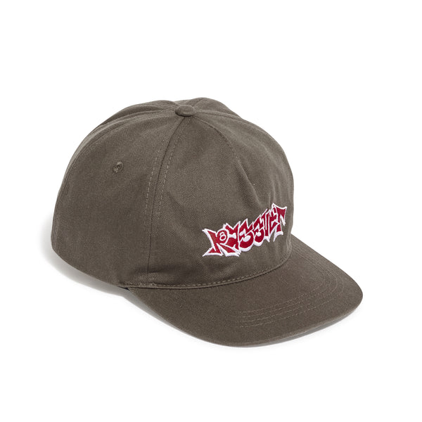 RASSVET / PACC8K002-3 / MEN'S CAP WITH EMBROIDERY - GREY