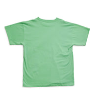 RASSVET / PACC8T004-3 / MEN'S PRINTES SHORT SLEEVES T-SHIRT - MINT GREEN