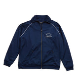 RASSVET / PACC8T021-1 / MEN'S 70S ZIPPED TRACKTOP - NAVY