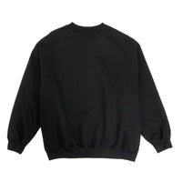 RASSVET / PACC8T025-1 / MEN'S PRINTED SWEATSHIRT - BLACK