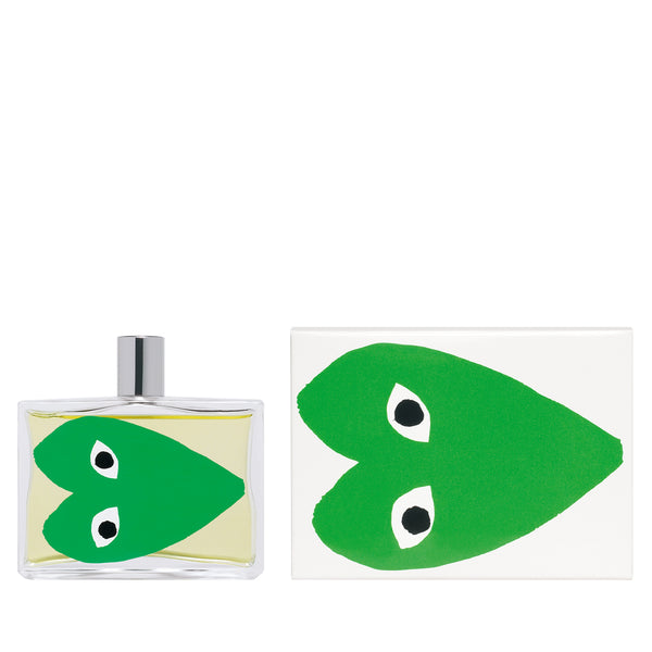 PLAY GREEN Eau de Toilette