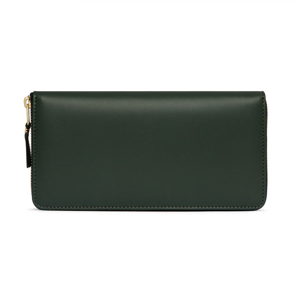 CDG Classic Wallet - Bottle Green / SA0110