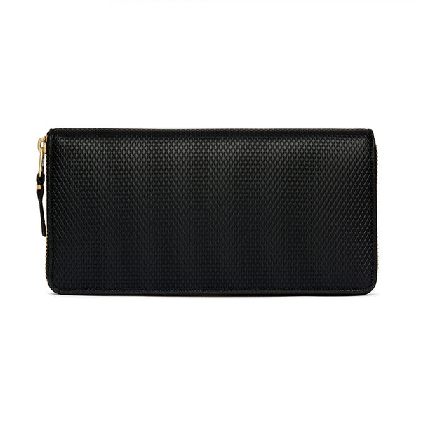 CDG Luxury Group Wallet - Black / SA0110LG
