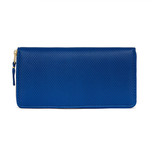 CDG Luxury Group Wallet - Blue / SA0110LG