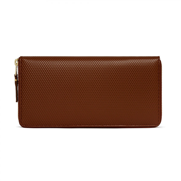 CDG Luxury Group Wallet - Brown / SA0110LG