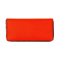 CDG Super Fluo Wallet - Orange / SA0110SF