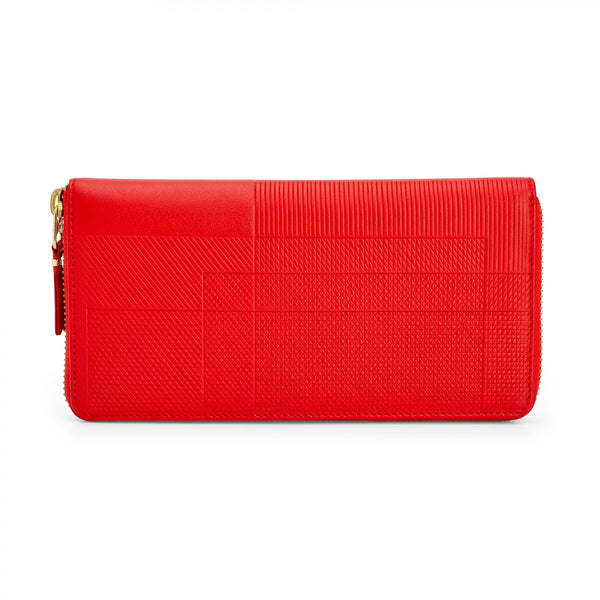 CDG Intersection Wallet - Red / SA0111LS