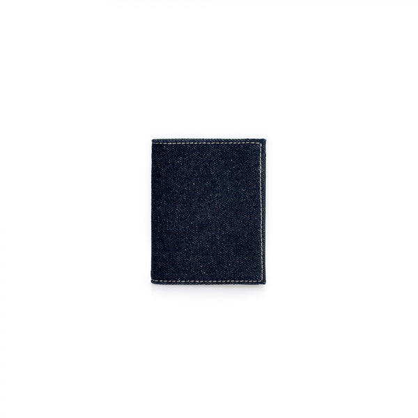 CDG Denim Wallet / SA0641DE