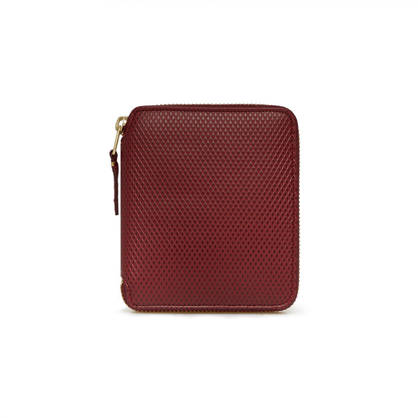 CDG Luxury Group Wallet - Burgundy / SA2100LG