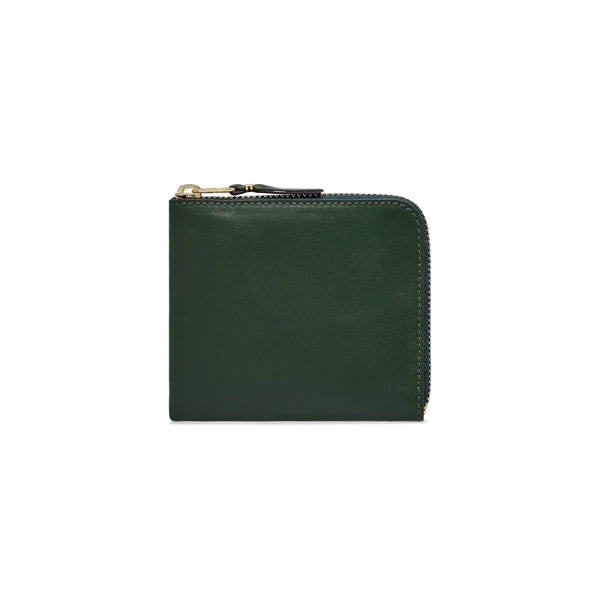 CDG Classic Wallet - Bottle Green / SA3100